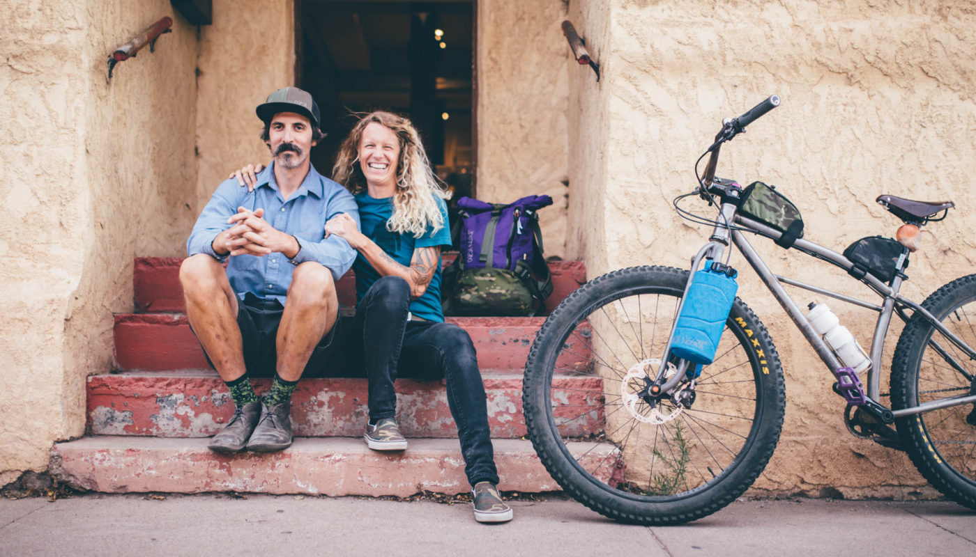 Le Bike Packing selon Oveja Negra