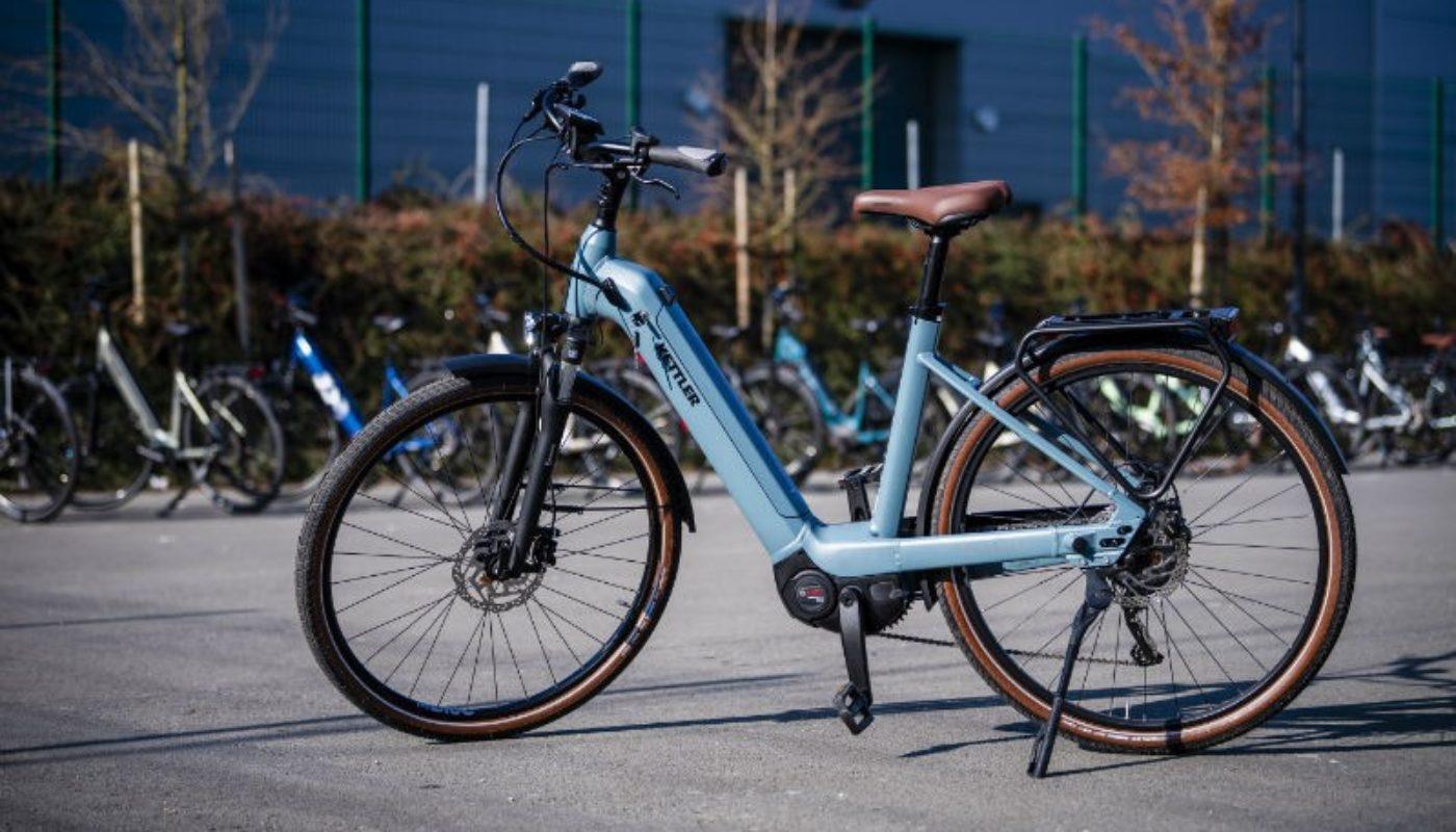 """Kettler élu """"Fleet bike of the year"""" par le magazine Fleet"""