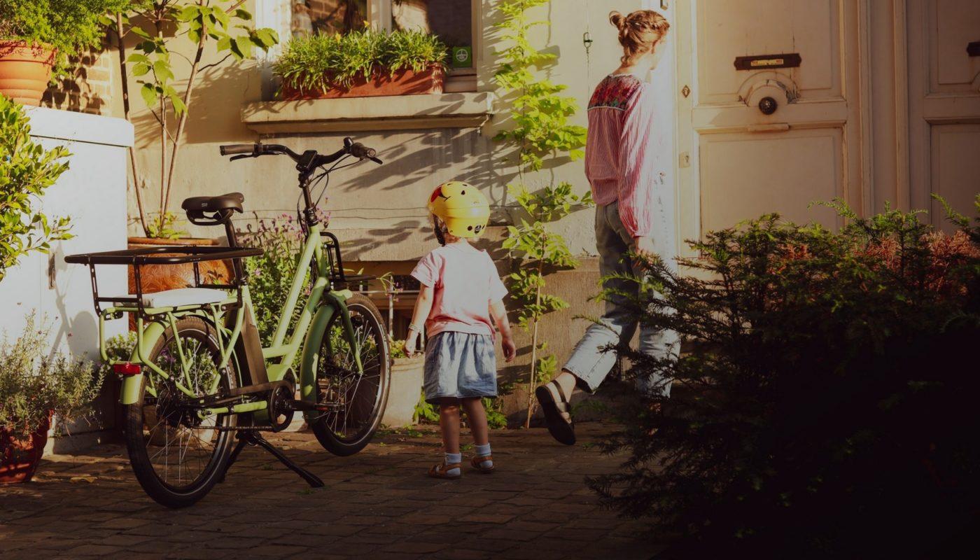 """Notre gamme de Vélo cargo """"Longtail"""", """"Midtail"""", """"Compact"""""""